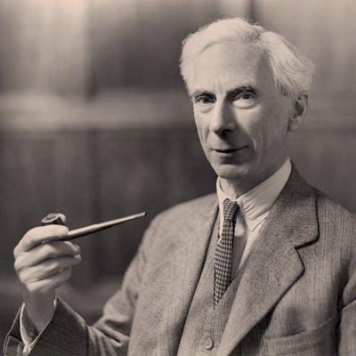 Photo of Bertrand Russell by Bassano (1936) Source: National Portrait Gallery | NPG x84663