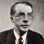 Photo of Julian Huxley taken on 12 February 1964