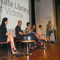 Photo of reforming religious education forum in Melbourne