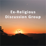 Ex-Religious Discussion Group logo