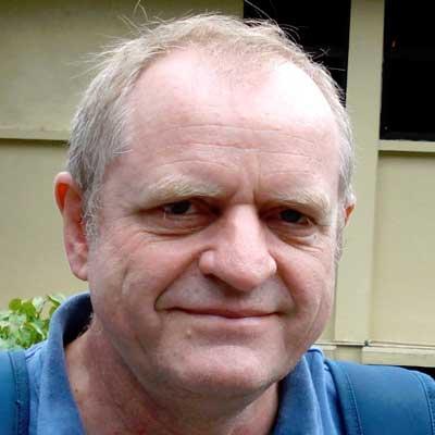 Photo of David Vaux