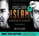 Poster for the movie - Islam: The Future of Tolerance